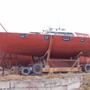 Судовые дизель-редукторные агрегаты ДРА-150 фото
