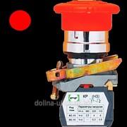 Выключатель кнопочный ВК-021 НПр 1З1Р (Пуск-стоп) фото