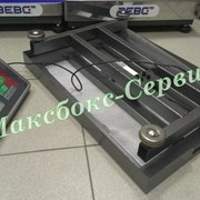 Весы напольные торговые до 300 кг Олимп С-102 фото