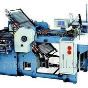 Автоматическая комбинированная фальцевальная машина LiREN K56-4KLL фото