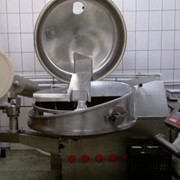 Куттер вакуумный Laska KR 130-2V б\у фото