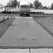 Автомобильные весы МВСК-40-А-СБ платформенные фото