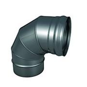 Отвод Моно ОМ-Р 430 87 градусов 0,8мм диаметр 115 мм фото