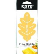 Ароматизатор воздуха Дубовый лист Pina Colada (FSH-1004) KOTO фото