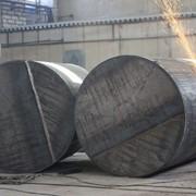 Ремонт алюминиевых цистерн (емкостей) фото