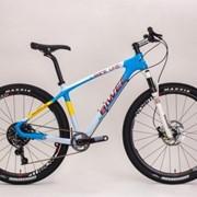 World Cup 27.5 Race Line Biwec велосипед горный, Бело-Голубой фото