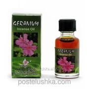 Ароматическое масло GERANIUM 8 мл фото