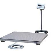 Напольные платформенные весы «Геркулес» HFS, САS (Корея) фото