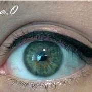 Татуаж глаз фото