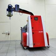 OSV S400 - установка низкого давления для смешивания и дозирования широкого спектра полимерных материалов фото