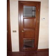 Окна с деревянными рамами остекленные фото