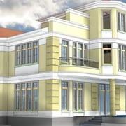 Проектирование домов, коттеджей фото