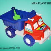 Машины детские МАК-3 фото