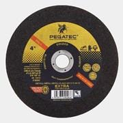 Диск по металлу Pegatec 230x1,6 (10-30-120 pcs)  фото