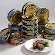 Консервы рыбные натуральные купим оптом от производителя фото