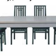 Комплект мебельный Стол+стулья фото