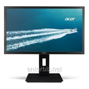 "Монитор ACER 24"" B246WLymdprx (UM.FB6EE.036) IPS Dark Grey фото"