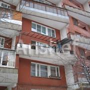 Услуги по выносу балкона, укреплению его конструкций фото