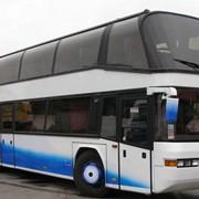Аренда автобуса Neoplan фото