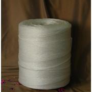 Шпагат полипропиленовый сеновязальный белый, окрашенный фото
