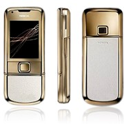 Nokia 8800 Gold Arte фото