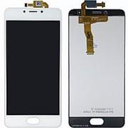 Дисплей для Meizu M5C (A5) белый в сборе с тачскрином фото