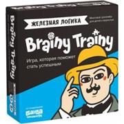 Игра-головоломка Brainy Trainy «Железная логика» фото