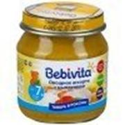 Пюре Bebivita Овощное ассорти с цыпленком, с 7 мес 100 гр фото