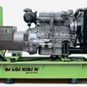 Генератор DALGAKIRAN DJ 13 NT Inter. Электростанция дизельная. фото
