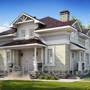 Каркасные дома, каркасные дачи, каркасные бани фото