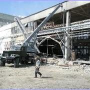 Реконструкция Черниговского завода строительных материалов фото