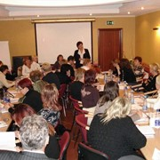 Проведение семинаров для участников ювелирного рынка фото