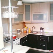 Кухня маленькая удобная фото