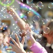 Шоу мыльных пузырей. Акция! фото
