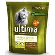 Корм для кошек ULTIMA индейка и рис, 350 г фото