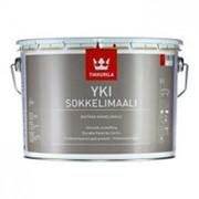 Tikkurila Yki, щелочностойкая краска для цоколя (База А), 9 л. фото