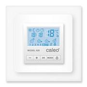 Терморегулятор CALEO 920 с адаптерами, встраиваемый цифровой, программируемый 2 кВт фото