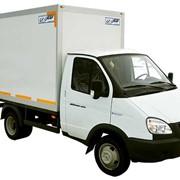 Автомобиль с кузовом фургоном изотермическим ГАЗ-3202 фото