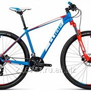Велосипед Cube Aim Pro 27,5 (2016) синий фото