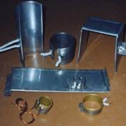 Нагревательные элементы для выдувных машин, термопластавтоматов (ТПА), экструдеров, оборудования для вторичной переработки полимеров фото