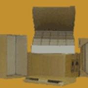 Оптовая продажа упаковки из гофрокартона львов фото