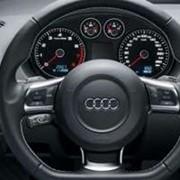 Руль кожаный спортивный Многофункциональный Audi A3 фото