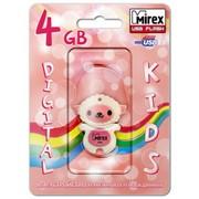 USB флеш-накопитель Mirex SHEEP PINK 4GB, USB флэш-накопитель, USB флэшки, Флешки фото