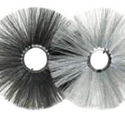 Щеточные диски из стальной проволоки для техники по уборке взлетно-посадочных полос фото