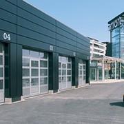 Промышленные секционные ворота Hörmann фото