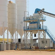 Бетонные заводы от 15 м3 до 150 м3 фото