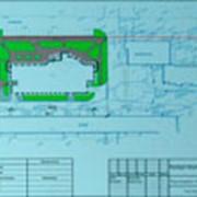 Макет CAD-файлов фото