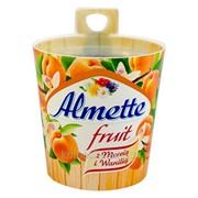 """Сыр-десерт """"Hochland"""" с абрикосом и ванилью Almette, 150 г фото"""