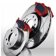 Замена задних тормозных дисков фото