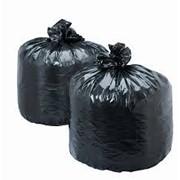 Производство мешков (пакетов) для мусора фото